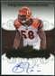 2008 Upper Deck Exquisite Collection #135 Keith Rivers Autograph /150
