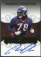 2008 Upper Deck Exquisite Collection #140 Ryan Clady Autograph /150