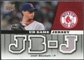 2009 Upper Deck UD Game Jersey #GJBE Josh Beckett