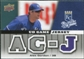 2009 Upper Deck UD Game Jersey #GJGO Alex Gordon
