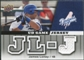 2009 Upper Deck UD Game Jersey #GJJL James Loney