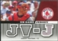 2009 Upper Deck UD Game Jersey #GJJV Jason Varitek