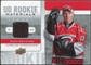 2008/09 Upper Deck Rookie Materials #RMBK Zach Boychuk
