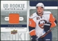 2008/09 Upper Deck Rookie Materials #RMKO Kyle Okposo