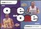 2008/09 SkyBox One on One Dual Memorabilia #OOBA Carmelo Anthony Kobe Bryant
