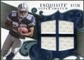 2008 Upper Deck Exquisite Collection Super Swatch Blue #SSFJ Felix Jones /20
