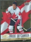 2008/09 Upper Deck Ice Pride of Canada #GOLD18 Phil Esposito