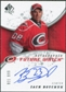 2008/09 Upper Deck SP Authentic #203 Zach Boychuk RC Autograph /999