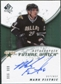 2008/09 Upper Deck SP Authentic #207 Mark Fistric RC Autograph /999