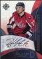 2008/09 Upper Deck Ultimate Collection Rookie #89 Karl Alzner Autograph /399