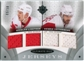 2008/09 Upper Deck Ultimate Collection Ultimate Jerseys Duos #UJ2LZ Nicklas Lidstrom Henrik Zetterberg /50