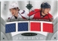 2008/09 Upper Deck Ultimate Collection Ultimate Jerseys Duos #UJ2OB Alexander Ovechkin Nicklas Backstrom /50