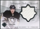 2008/09 Upper Deck Ultimate Collection Debut Threads #DTAG Alex Goligoski /200