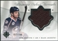 2008/09 Upper Deck Ultimate Collection Debut Threads #DTTS Tom Sestito /200