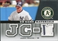 2009 Upper Deck UD Game Materials #GMJG Jason Giambi