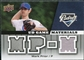 2009 Upper Deck UD Game Materials #GMMP Mark Prior