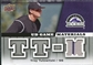 2009 Upper Deck UD Game Materials #GMTT Troy Tulowitzki