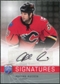 2008/09 Upper Deck Be A Player Signatures #SAA Adrian Aucoin Autograph
