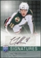 2008/09 Upper Deck Be A Player Signatures #SCG Colton Gillies Autograph
