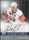 2008/09 Upper Deck Be A Player Signatures #SDW Doug Weight Autograph