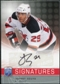 2008/09 Upper Deck Be A Player Signatures #SJO John Oduya Autograph