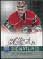 2008/09 Upper Deck Be A Player Signatures #SNB Niklas Backstrom Autograph