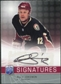 2008/09 Upper Deck Be A Player Signatures #SOJ Olli Jokinen Autograph