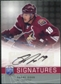 2008/09 Upper Deck Be A Player Signatures #SSD Shane Doan Autograph