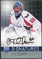 2008/09 Upper Deck Be A Player Signatures #STH Jose Theodore Autograph