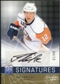 2008/09 Upper Deck Be A Player Signatures Player's Club #SBJ Josh Bailey Autograph /15