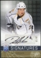 2008/09 Upper Deck Be A Player Signatures Player's Club #SDH Dan Hamhuis Autograph /15