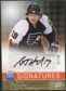 2008/09 Upper Deck Be A Player Signatures Player's Club #SHA Scott Hartnell Autograph /15