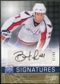 2008/09 Upper Deck Be A Player Signatures Player's Club #SLA Brooks Laich Autograph /15