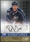 2008/09 Upper Deck Be A Player Signatures Player's Club #SRT Raffi Torres Autograph /15