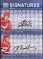 2008/09 Upper Deck Be A Player Signatures Dual #S2BS Rod Brind`Amour / Eric Staal Autograph