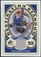 2009 Upper Deck SP Legendary Cuts Destination Stardom Memorabilia #RM Russell Martin