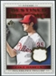 2009 Upper Deck SP Legendary Cuts Destined for History Memorabilia #CH Cole Hamels