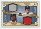 2009 Upper Deck SP Legendary Cuts Generations Dual Memorabilia #GMBO David Ortiz Wade Boggs