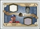 2009 Upper Deck SP Legendary Cuts Generations Dual Memorabilia #GMFV Carlton Fisk Jason Varitek