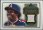 2009 Upper Deck SP Legendary Cuts Legendary Memorabilia #CA2 Rod Carew /125