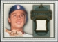2009 Upper Deck SP Legendary Cuts Legendary Memorabilia #CF Carlton Fisk /125