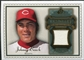 2009 Upper Deck SP Legendary Cuts Legendary Memorabilia #JB Johnny Bench /125