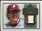2009 Upper Deck SP Legendary Cuts Legendary Memorabilia #MS2 Mike Schmidt /125