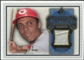 2009 Upper Deck SP Legendary Cuts Legendary Memorabilia Blue #TP2 Tony Perez /100