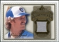 2009 Upper Deck SP Legendary Cuts Legendary Memorabilia Brown #RY2 Robin Yount /50