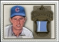 2009 Upper Deck SP Legendary Cuts Legendary Memorabilia Brown #SA2 Ron Santo /50