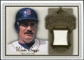 2009 Upper Deck SP Legendary Cuts Legendary Memorabilia Brown #WB2 Wade Boggs /50