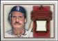2009 Upper Deck SP Legendary Cuts Legendary Memorabilia Red #WB Wade Boggs /75