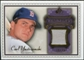 2009 Upper Deck SP Legendary Cuts Legendary Memorabilia Violet #CY Carl Yastrzemski /25