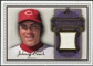 2009 Upper Deck SP Legendary Cuts Legendary Memorabilia Violet #JB Johnny Bench /25